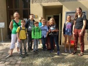 """Mendel Grundschule 2017 Thema """"Arme Menschen, reiche Menschen - was braucht man eigentlich zum Leben?"""""""